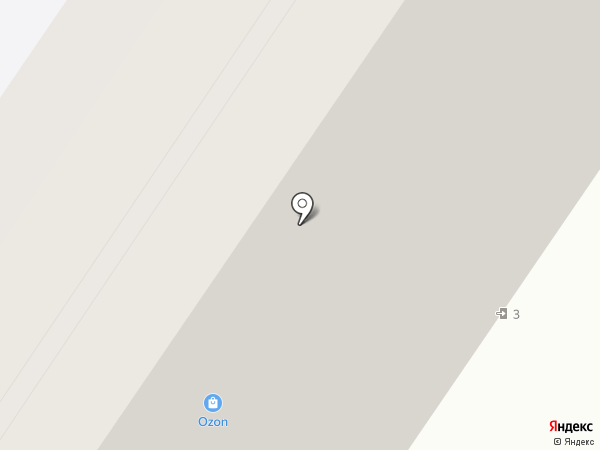 Авик на карте Краснодара
