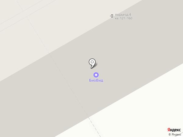 Империя Услуг на карте Краснодара