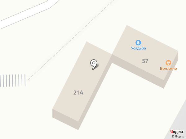 Магазин овощей и фруктов на карте Энема