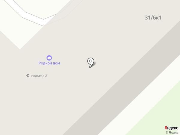РАДА, ЖСК на карте Новой Адыгеи