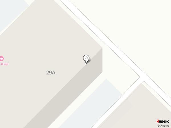 Ремонтная компания на карте Новой Адыгеи