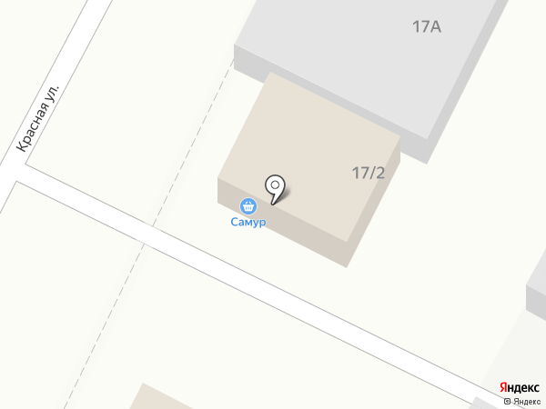 Самур на карте Энема