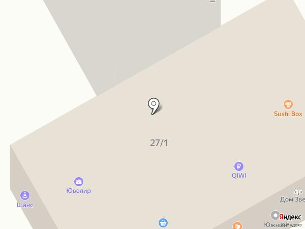 LK Print на карте Краснодара