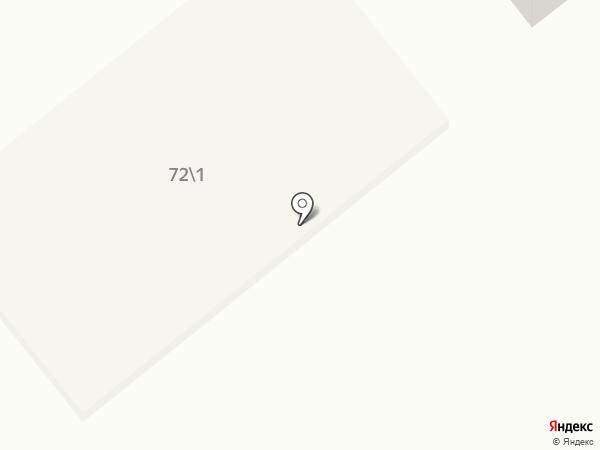 Ясная Поляна на карте Новой Адыгеи
