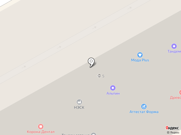 Риэлт-Партнёр на карте Краснодара