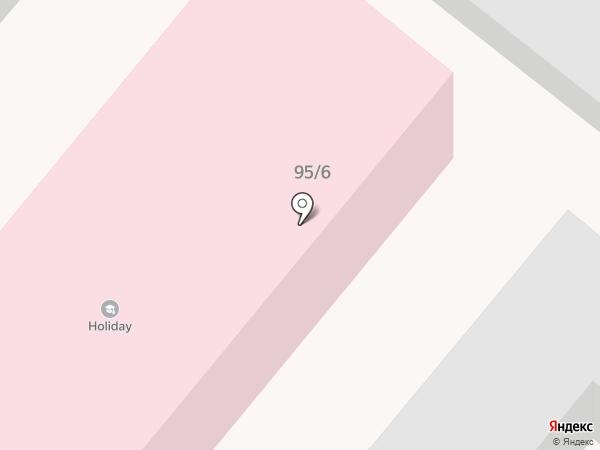 Всё для АЗС на карте Краснодара