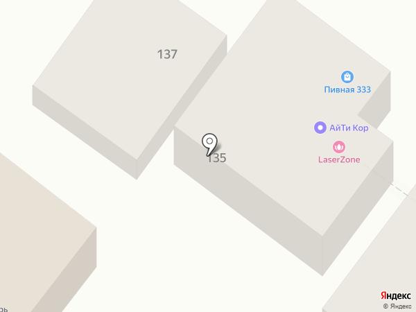 Олимп на карте Краснодара