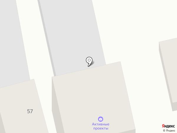 Арт Деко на карте Краснодара