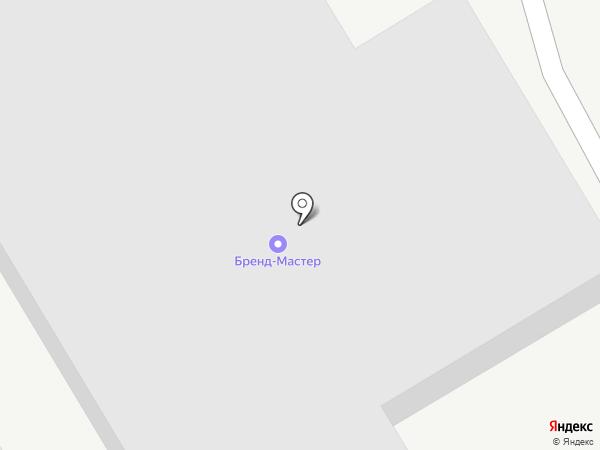 BEGRIFF-YUG на карте Краснодара