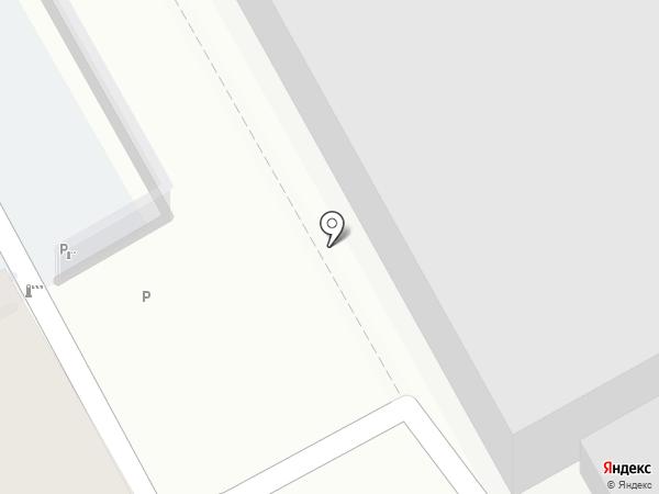 АДВА-ИМПУЛЬС на карте Краснодара