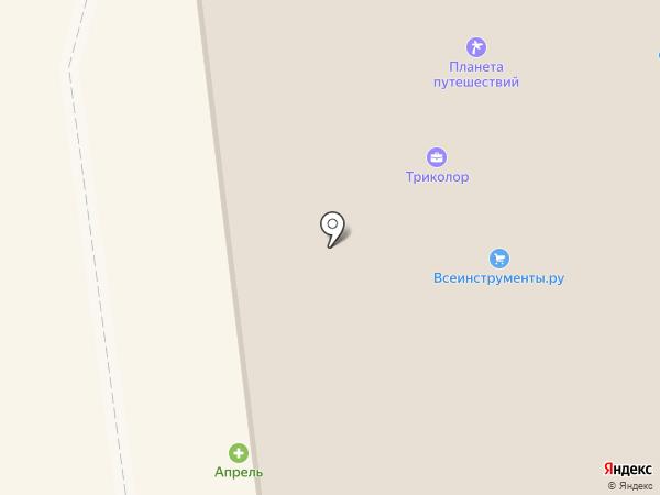 Эврика на карте Куровского