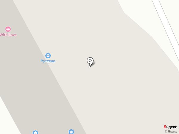 ЮГ-АГРО на карте Краснодара