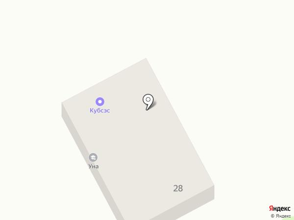 Краснодарская справочная по товарам и услугам на карте Краснодара