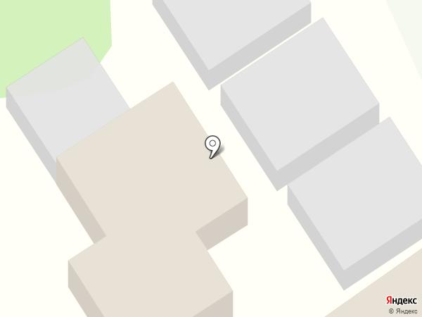 Викинг на карте Новотитаровской