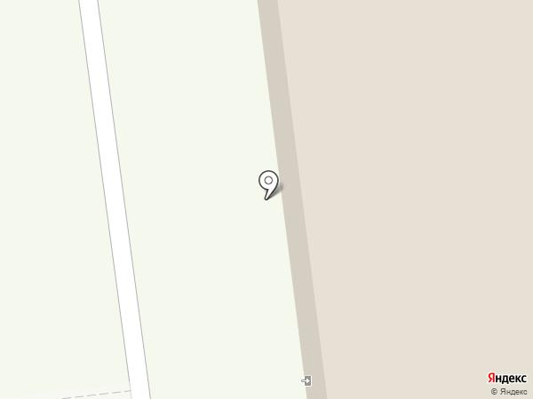 Молодежный на карте Куровского