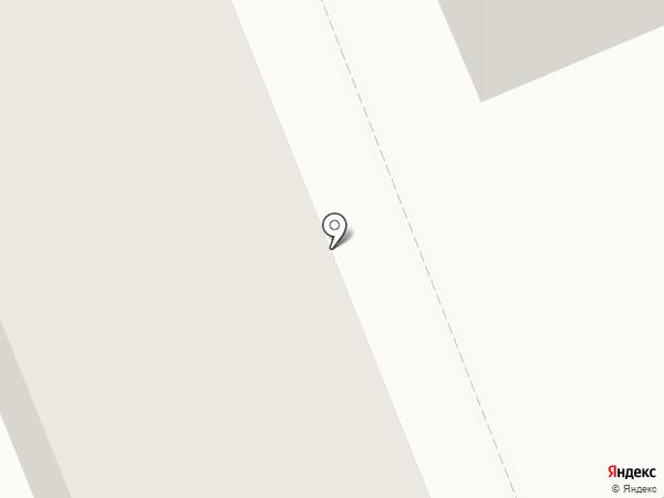 МДА-Строй на карте Яблоновского