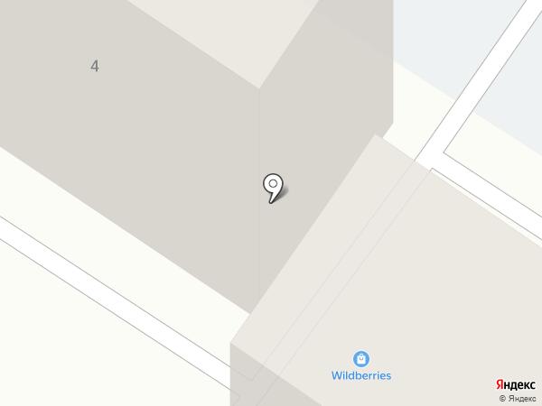 Gurulab на карте Краснодара
