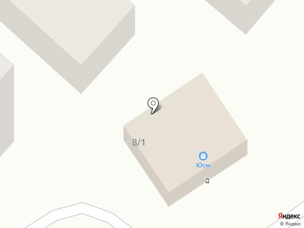 ЮгСтройМонтаж на карте Новой Адыгеи