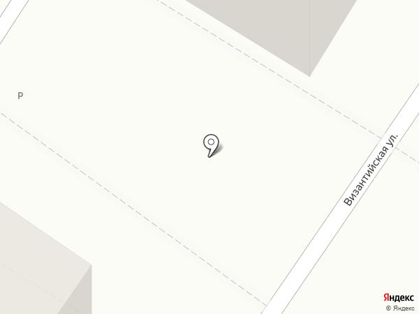 Маркет Хаус на карте Краснодара