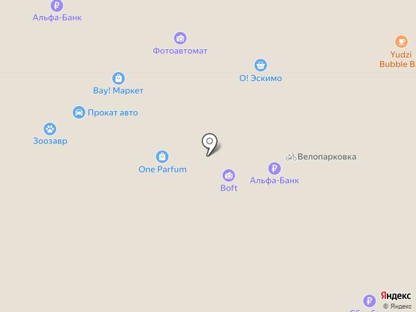 Beautysecrets на карте Краснодара
