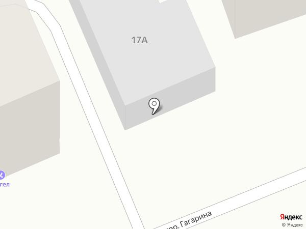 Булкин дом на карте Яблоновского