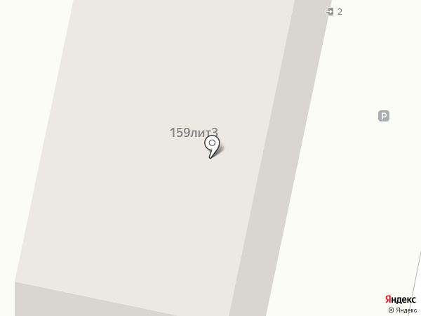 Бодрисар на карте Яблоновского