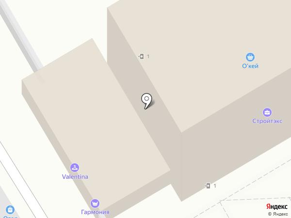Добрый жук на карте Краснодара