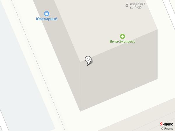 Эдем на карте Яблоновского