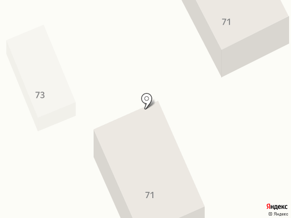Мастерская по ремонту мягкой мебели на карте Яблоновского