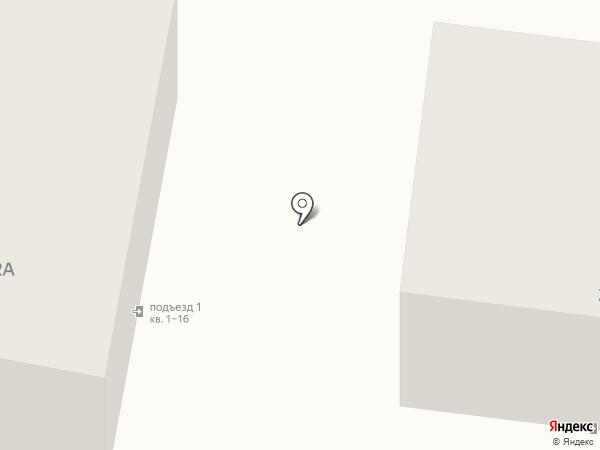 Дуэт на карте Яблоновского