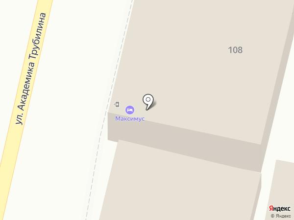 Пражский Град на карте Краснодара