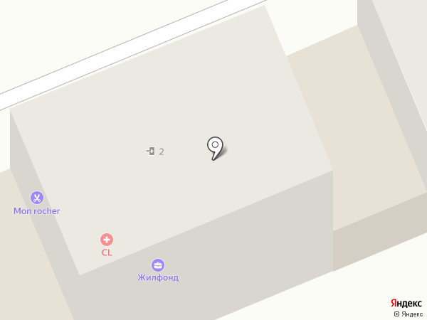 CityLab на карте Яблоновского