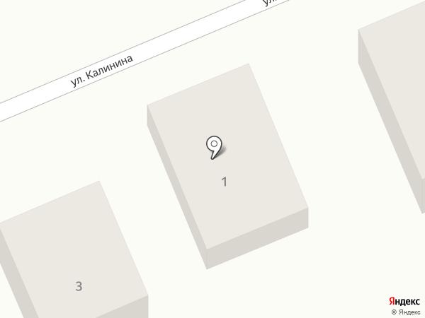 Парикмахерская на карте Яблоновского