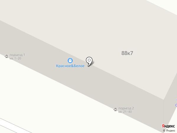 Суши Лавка на карте Яблоновского