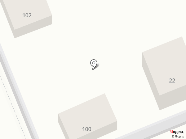 Кондиционер-Сервис на карте Яблоновского