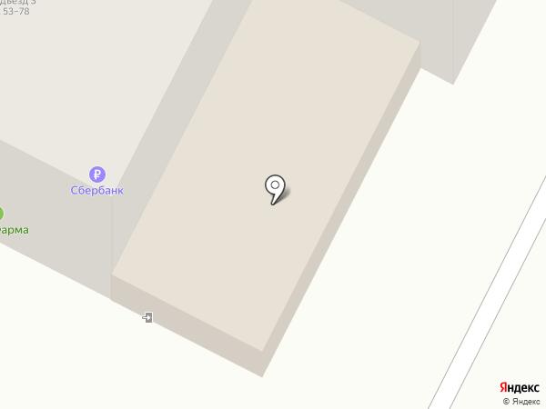 тут23 на карте Яблоновского