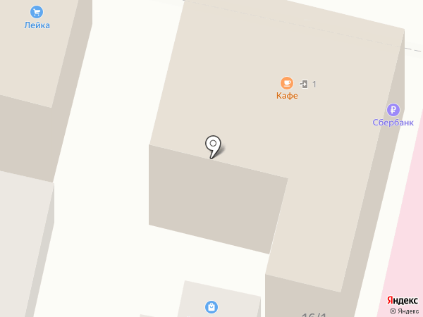 Три-З на карте Краснодара