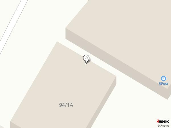Агентство недвижимости на карте Яблоновского