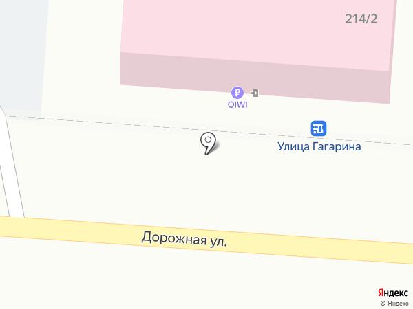 Санфарма на карте Яблоновского