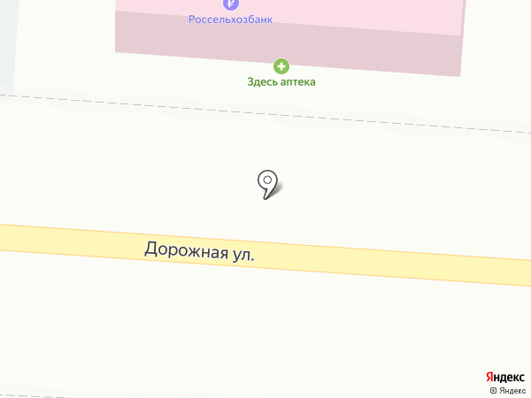Сити-Дент на карте Яблоновского