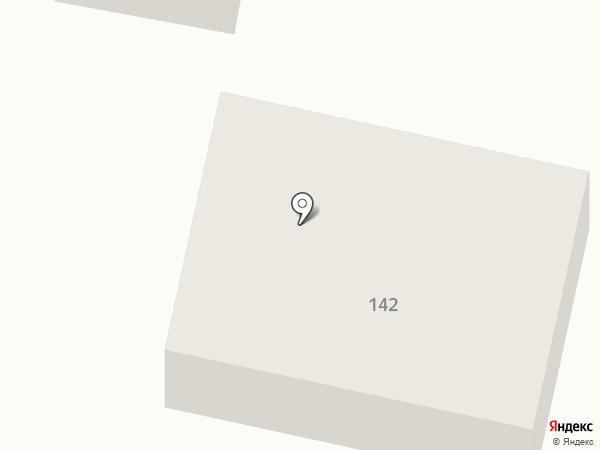 Иван-Да-Марья на карте Краснодара