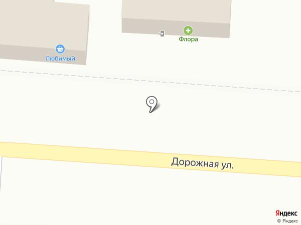 Флора на карте Яблоновского