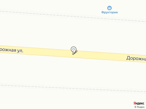 СтомАрт на карте Яблоновского