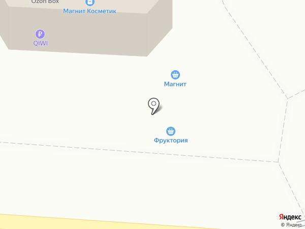 Банкомат, Крайинвестбанк, ПАО на карте Яблоновского