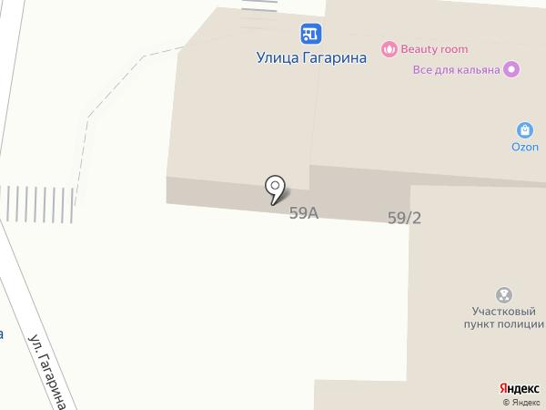 Лаки Фарма на карте Яблоновского
