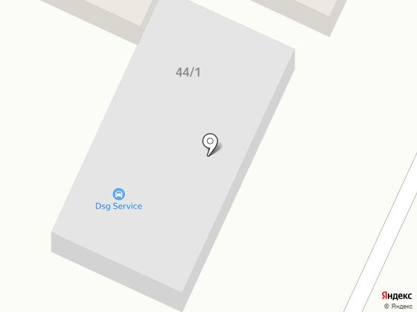 Кубаньэнергоремонт на карте Краснодара
