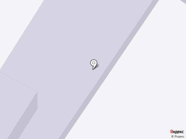 ДОСААФ России Тахтамукайского района на карте Яблоновского