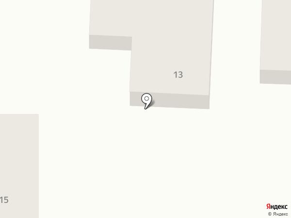 Бисквит на карте Яблоновского