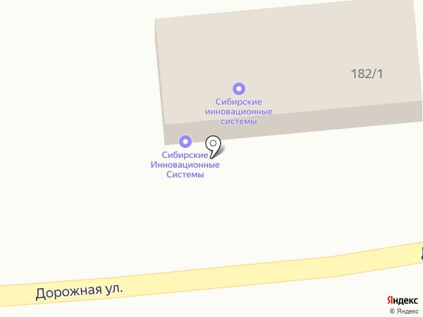 Адвокатский кабинет Чернова А.Ю. на карте Яблоновского