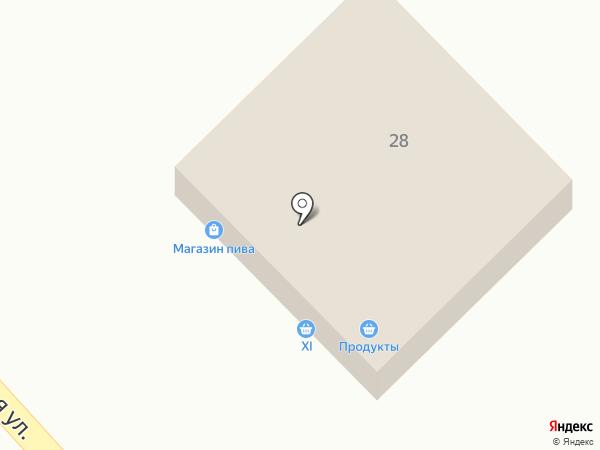Руслан-З на карте Яблоновского